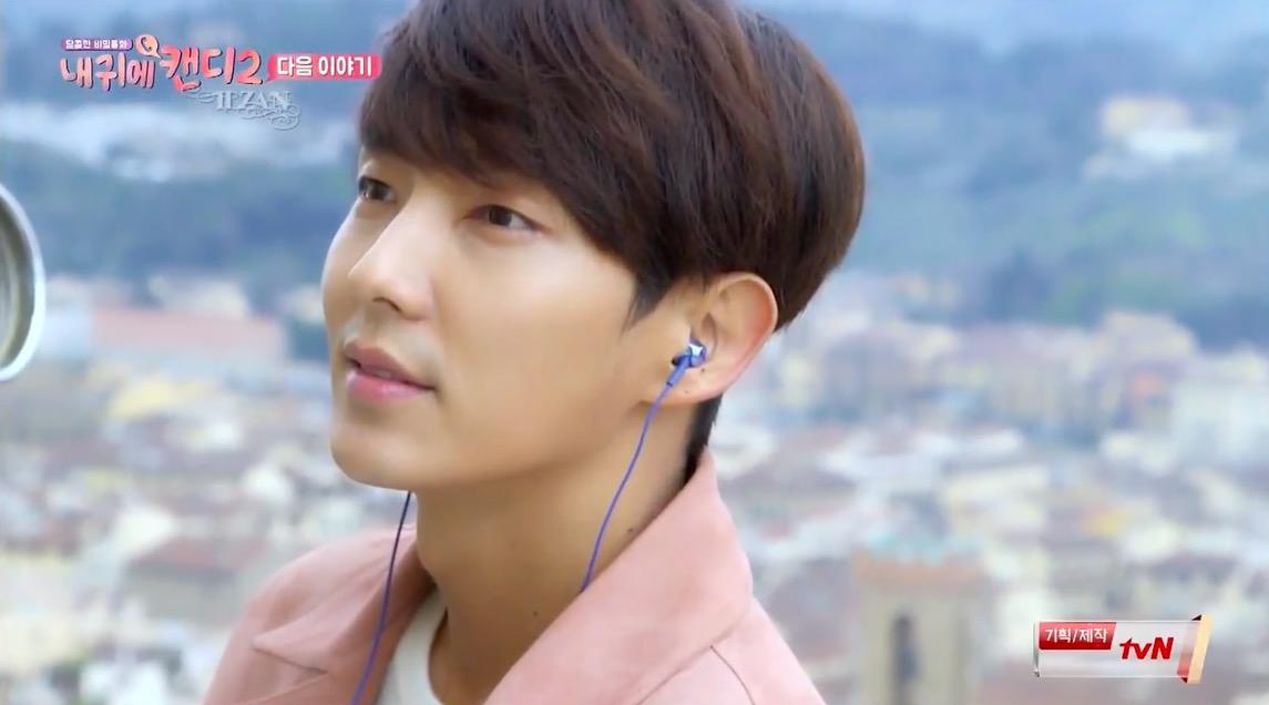 """Lee Joon Gi muestra su lado romántico en vista previa de """"My Ear's Candy"""""""