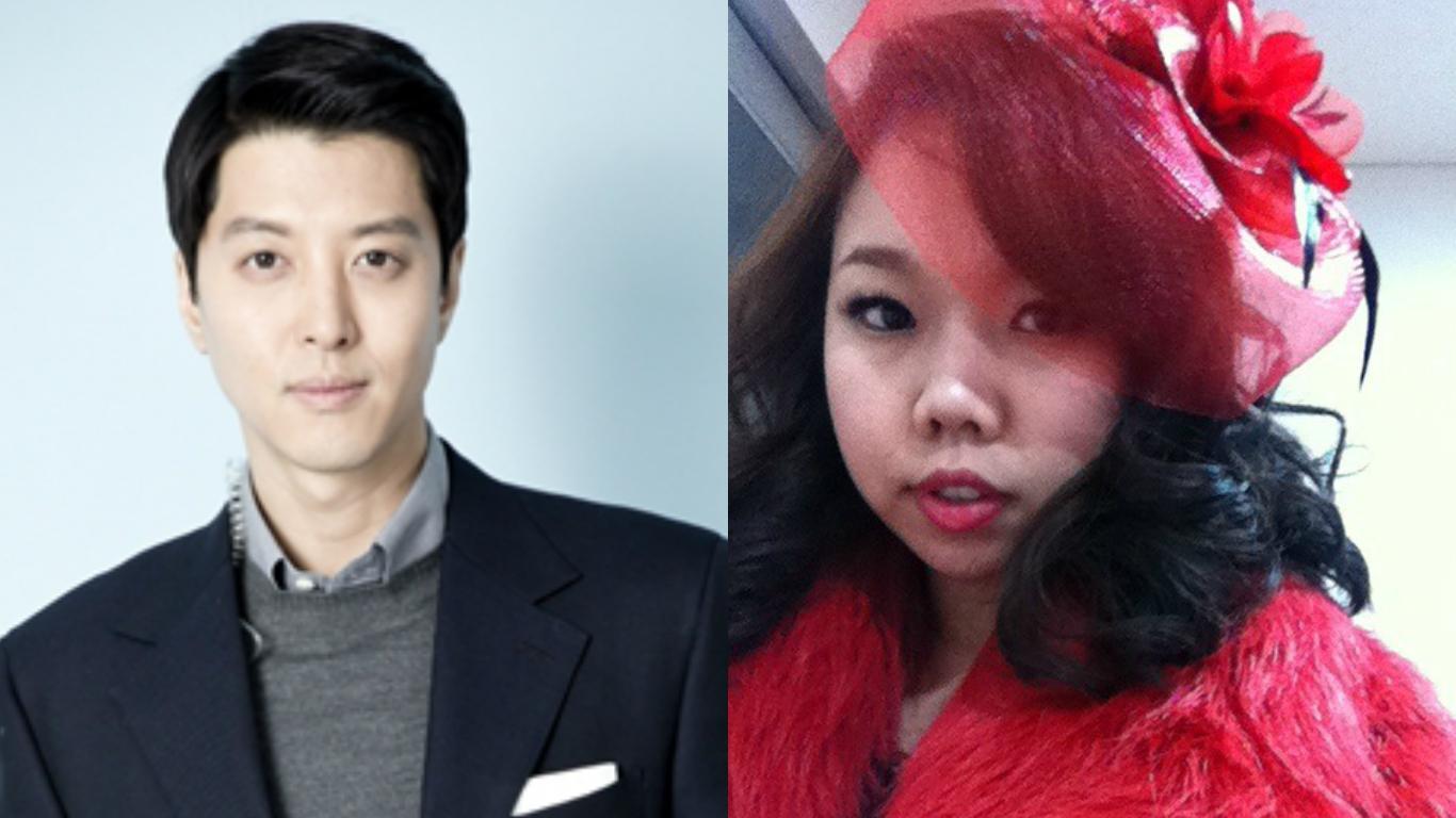 El actor Lee Dong Gun le envía flores a la cómico Hong Hyun Hee
