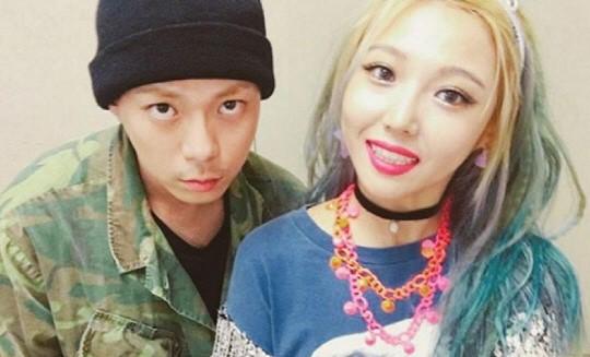 Se reporta que Min de miss A y G.Soul han terminado su noviazgo