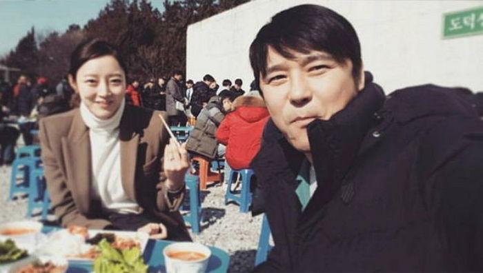 Im Chang Jung se disculpa por su criticada actitud insensible hacia su esposa