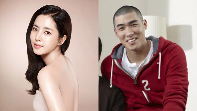 La actriz Han Chae Ah confirma su relación con el hermano del futbolista estrella Cha Doo Ri