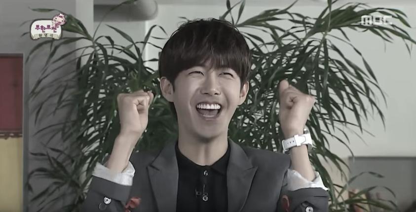 """""""Infinite Challenge"""" le regala a Kwanghee un dulce vídeo de despedida antes de su marcha al ejército"""