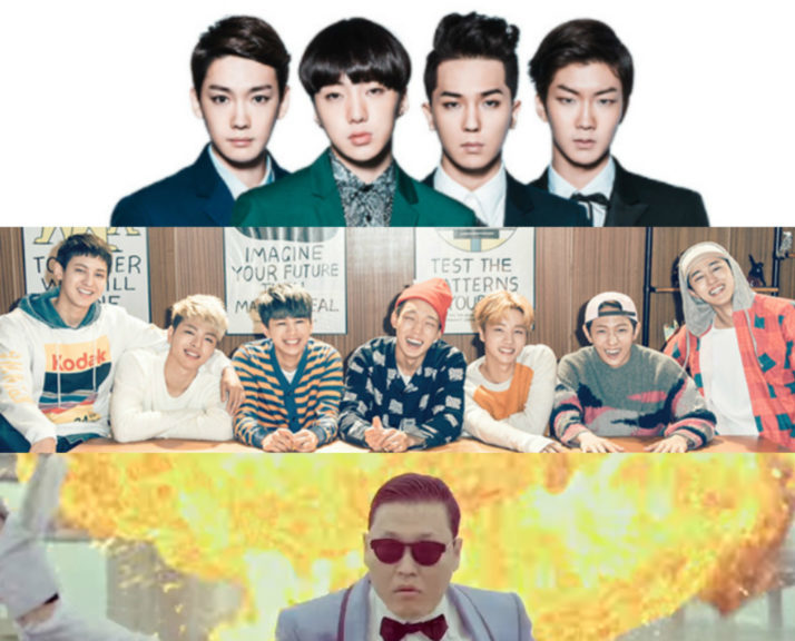 Se reporta que varios artistas de YG regresarán en Abril además de Psy, iKON y Hyukoh