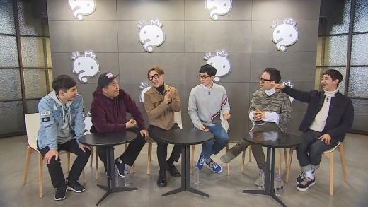 """""""Infinite Challenge"""" reclama su puesto como programa de variedades número uno de los sábados una semana antes de volver de su hiatus"""
