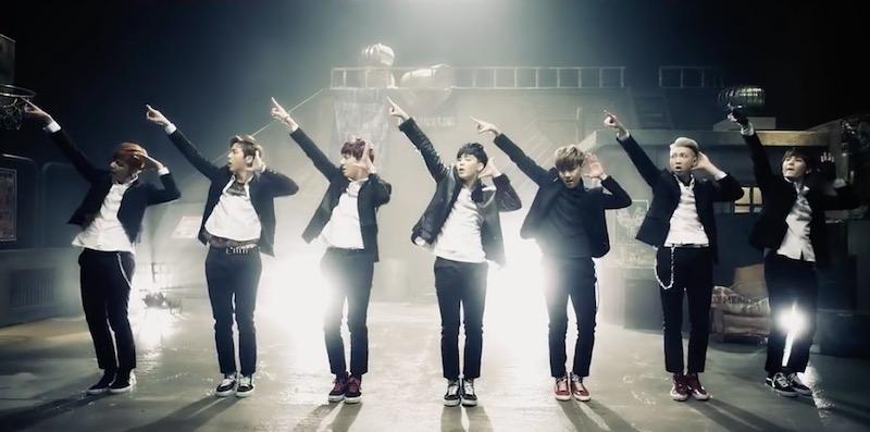 """""""Boy In Luv"""" de BTS se convierte en su 4to MV en alcanzar las 100 millones de vistas"""