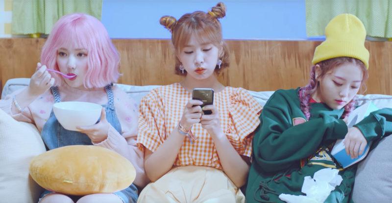 Cao Lu de FIESTAR, Yerin de GFRIEND y la rapera Kisum revelan teaser para una colaboración de primavera