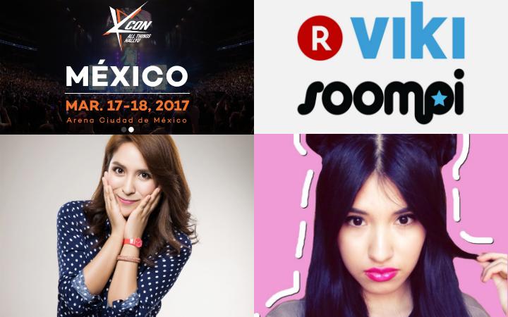 ¡Todo sobre Soompi y Viki en KCON México!