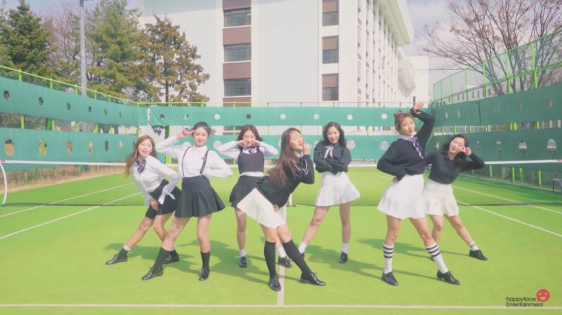"DreamCatcher deleita a todos con el cover de ""Into The New World"" de Girls' Generation"