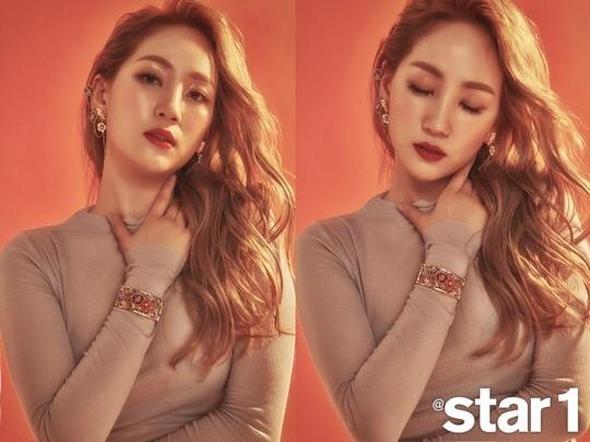 Yeeun habla sobre la razón de la separación de Wonder Girls