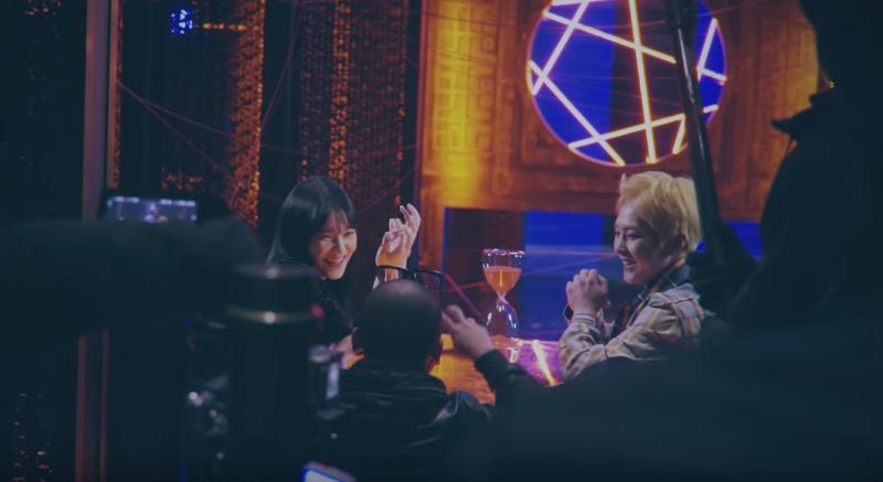 EXO y Red Velvet son impresionantes, tontos y más en filmación de comercial de Skechers