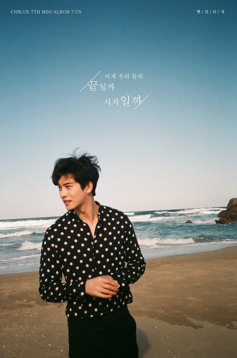 CNBLUE revela teasers líricos de Lee Jong Hyun y Lee Jung Shin
