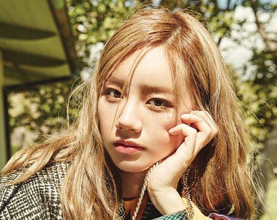 Se confirma que Hyeri de Girl's Day hará su debut en la pantalla grande con una próxima película histórica acerca de monstruos