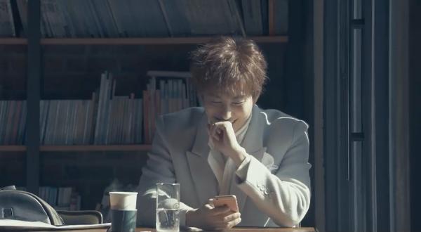 Kim Hyung Jun de SS301 viaja en el tiempo y espacio en video-teaser para su nuevo álbum