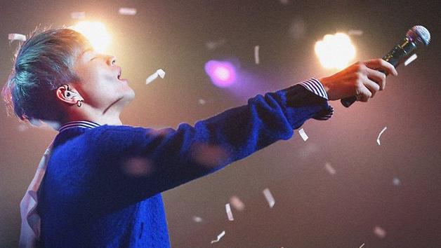 Seo In Guk presenta canciones compuestas por él para su último sencillo digital antes de su alistamiento