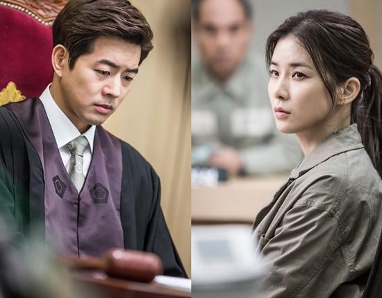 """Se revelan los primeros pósters de """"Whisper"""", el nuevo drama de Lee Sang Yoon y Lee Bo Young"""
