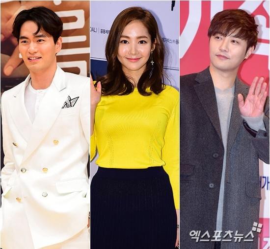 Lee Jin Wook, Park Min Young y Jin Goo en conversaciones para protagonizar el nuevo drama tradicional de KBS