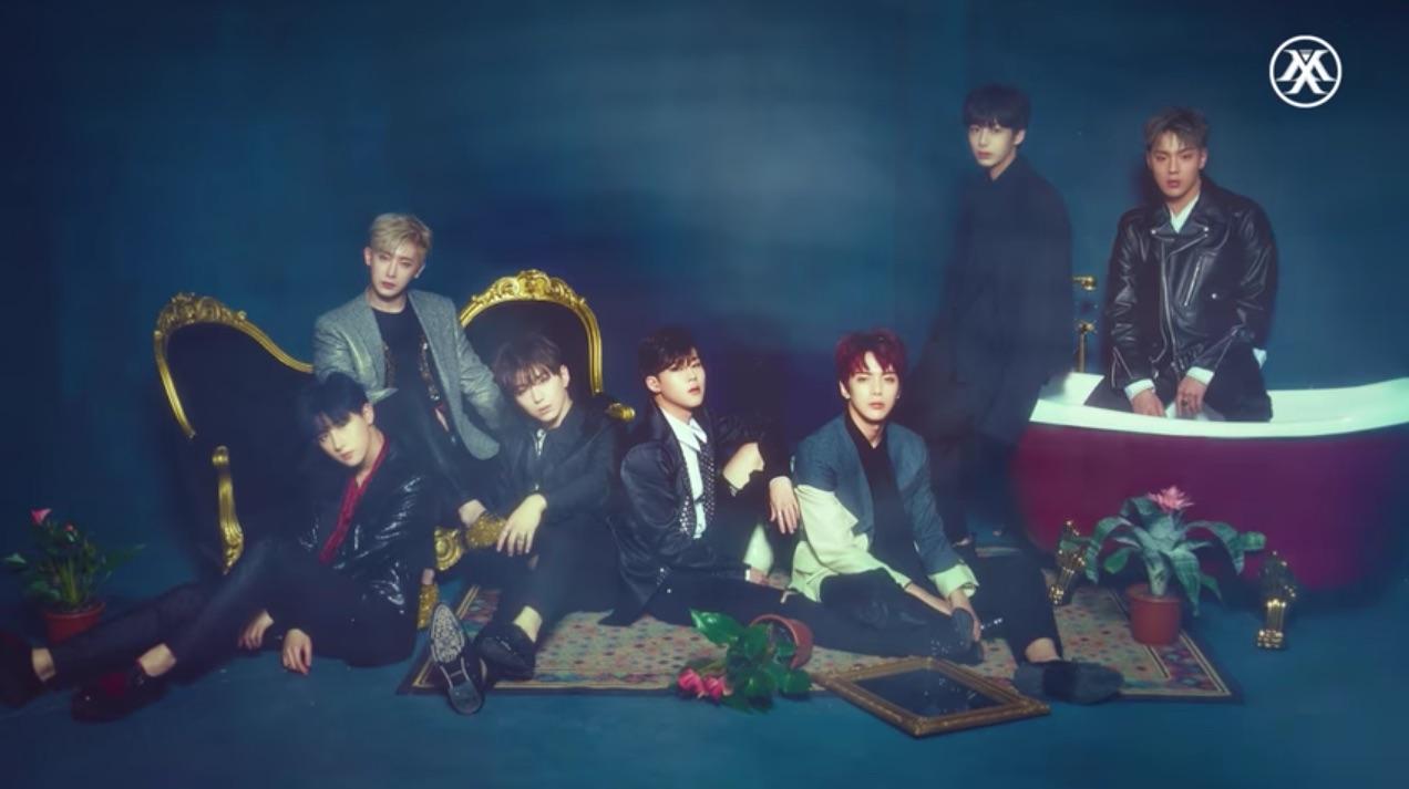 MONSTA X en el primer lugar de varias listas coreanas e internacionales con su primer álbum estudio