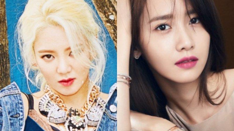Se reporta que Hyoyeon y YoonA de Girls' Generation se estarían preparando para lanzar música en solitario