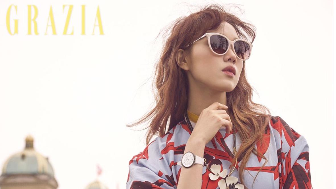 """Lee Sung Kyung habla acerca de cómo """"Weightlifting Fairy Kim Bok Joo"""" mostró su verdadera personalidad"""