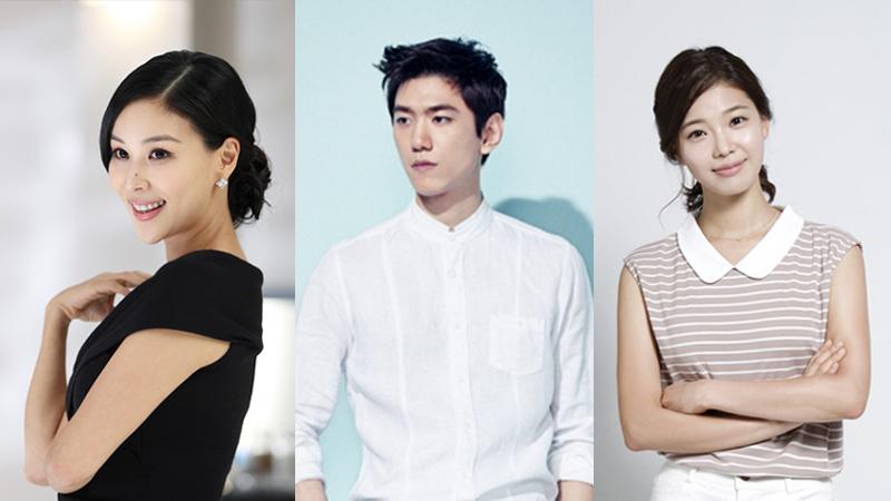 """El elenco y equipo de """"Perfect Wife"""" usa gorras especiales creadas por Ko So Young"""