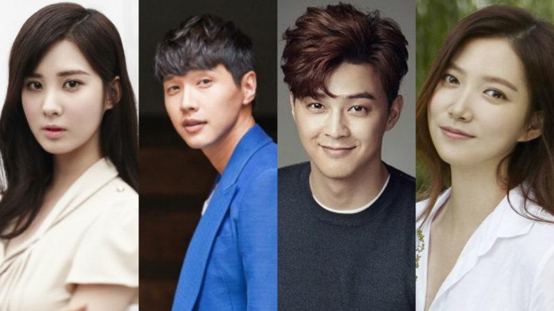El próximo drama de Seohyun de Girls' Generation confirma papeles principales adicionales