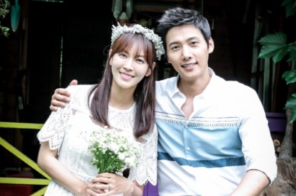 Lee Sang Woo y Kim So Yeon se casarán