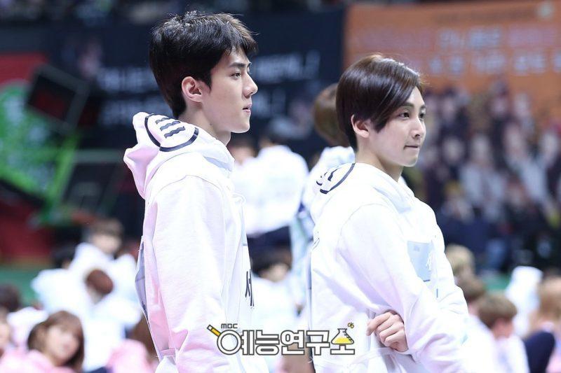 Sehun de EXO explica el extraño momento cuando confundió a Jeonghan de SEVENTEEN por Johnny de NCT