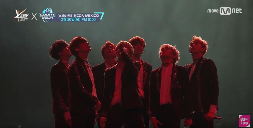 """""""M!Countdown"""" revela las presentaciones de KCON México"""