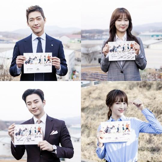 """El elenco de """"Chief Kim"""" comparte sus agradecimientos y arrepentimientos mientras el drama llega a su fin"""