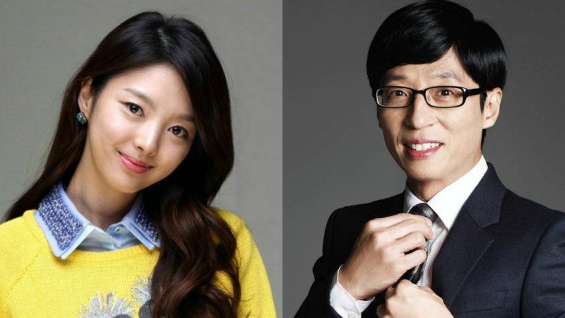 Uhm Hyun Kyung cuenta la historia de aquella vez en la que la generosidad de Yoo Jae Suk le puso la piel de gallina