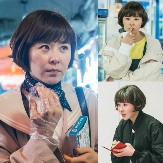 """Choi Kang Hee muestra que siempre está preparada en nuevas imágenes reveladas de """"Mystery Queen"""""""