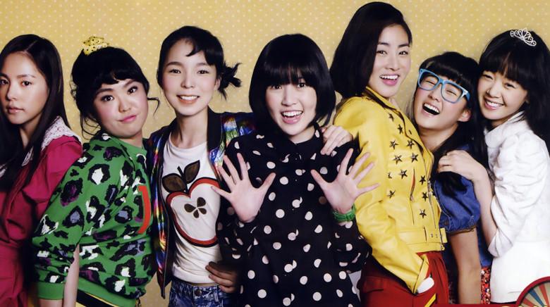 """Las actrices de """"Sunny"""" se juntan para una amistosa reunión"""