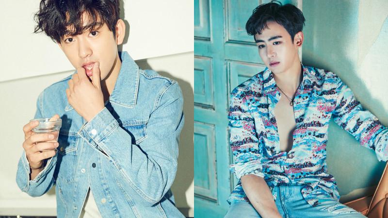Jinyoung de GOT7 y Nichkhun de 2PM, entre otros, protagonizan un nuevo web drama