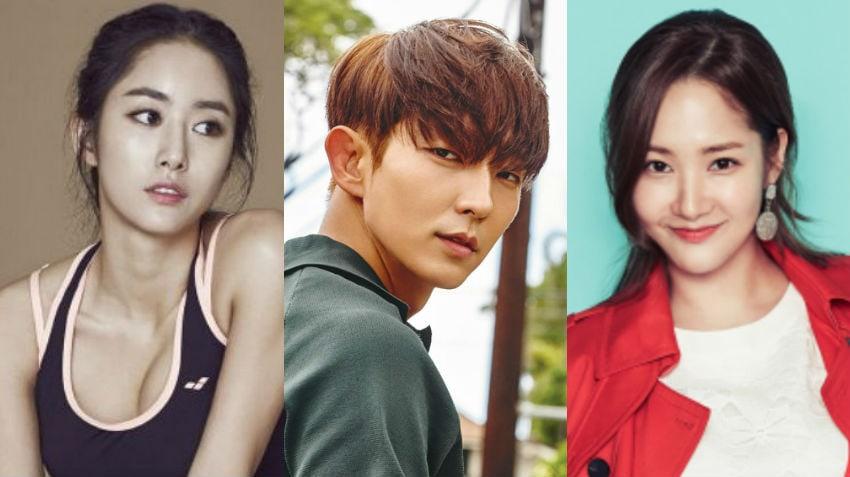 """""""My Ear's Candy"""" habla de la aparición de Lee Joon Gi y Park Min Young tras la noticia de su relación"""
