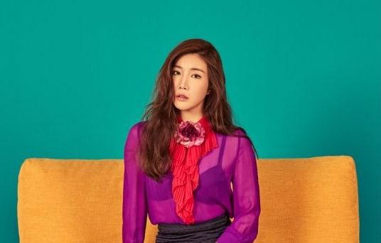Lee Hae Ri de Davichi publicará su primer álbum en solitario