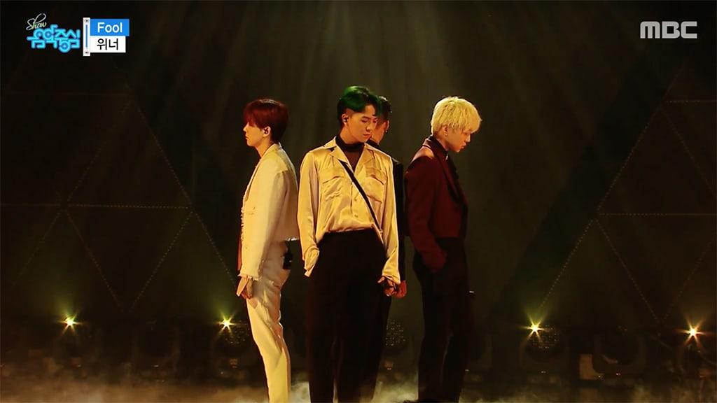 """WINNER, Highlight, CNBLUE y más actúan en """"Music Core"""""""