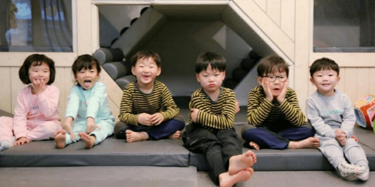 Manse luce misteriosamente molesto cuando Daebak y sus hermanas visitan a los trillizos Song