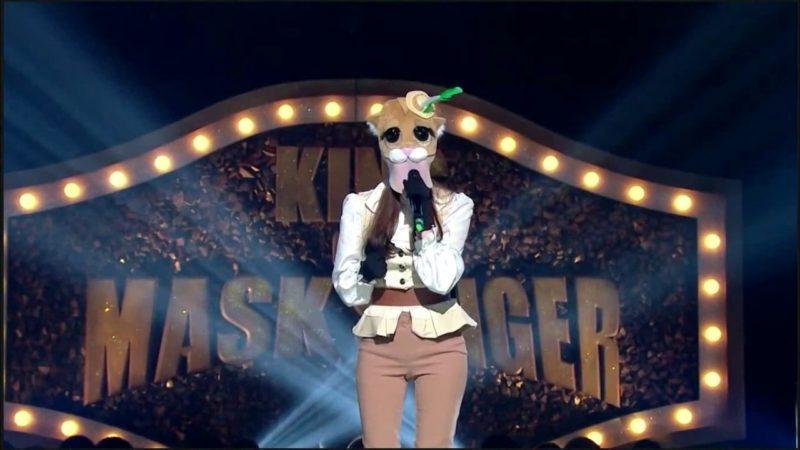 "Ganadora de dos victorias pasadas de ""King Of Masked Singer"" resultó ser una popular cantante de baladas"