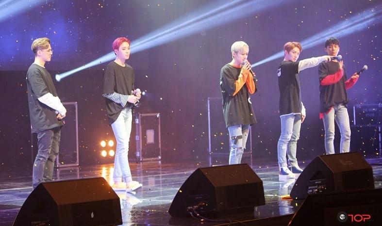 Los miembros de Teen Top hablan de la marcha de L.Joe del grupo