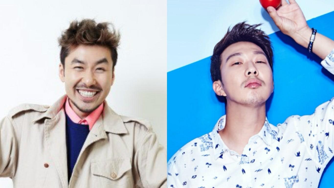 Se reporta que Noh Hong Chul y HaHa se reunirán como MCs para un nuevo programa de variedades