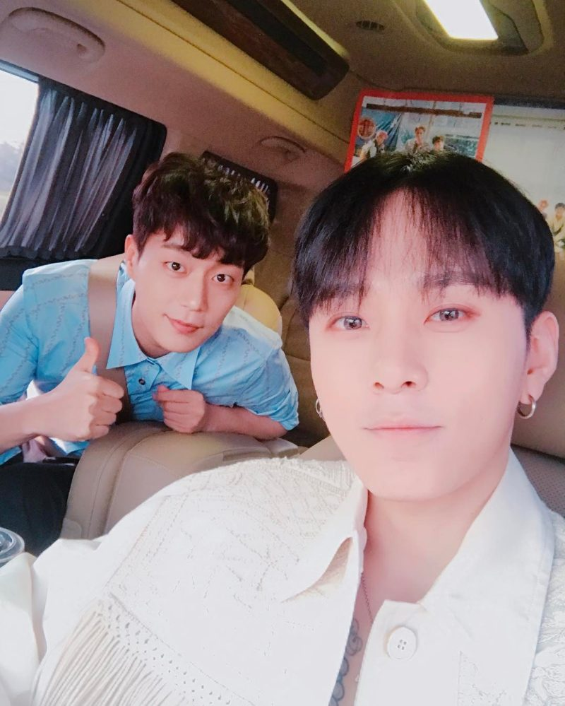 "Yoon Doo Joon y Yong Junhyung de Highlight aparecerán juntos en ""Carefree Travelers"""