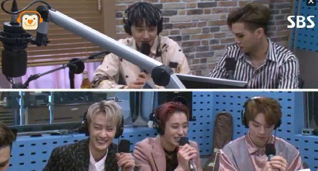 """Teen Top comparte sus reacciones a la audición de Changjo para """"Show Me The Money"""""""