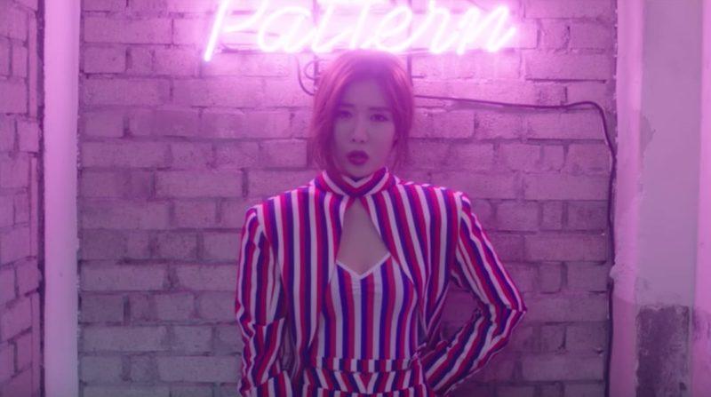 """Lee Hae Ri nos hace olvidar todo acerca de Davichi con """"Pattern"""", su pista de pre-lanzamiento como solista"""