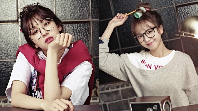 Jeon Somi y Kim Sohee lucen gafas para su próximo variety drama