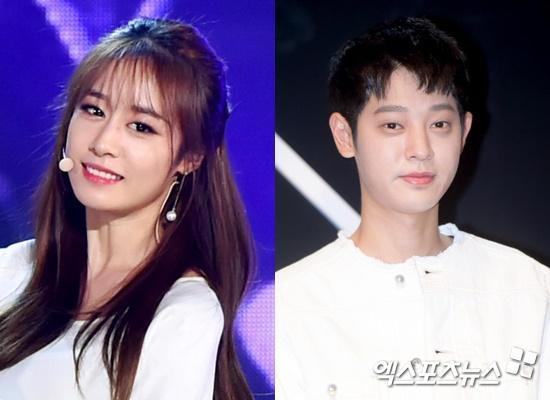 Las agencias de Jiyeon de T-ara y Jung Joon Young abordan rumores sobre su relación
