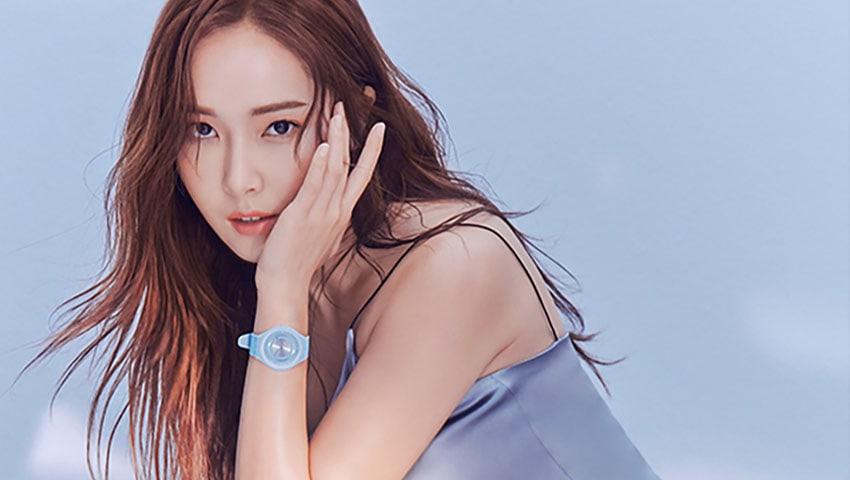 Jessica Jung describe cómo luce su estilo