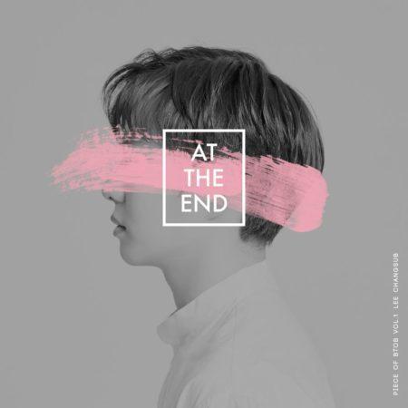 """Changsub de BTOB lanza la primera imagen teaser para su pista de debut como solista, """"At The End"""""""