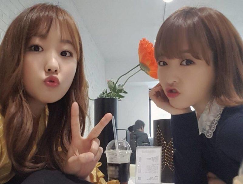 Park Bo Young se sincera sobre casi dejar la actuación y Park Bo Mi dice por qué se siente agradecida con ella