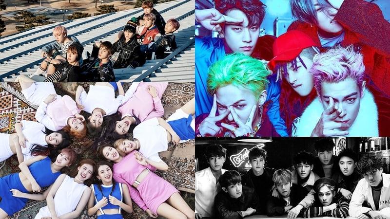 13 canciones que grupos de K-Pop le dedicaron a sus fandoms