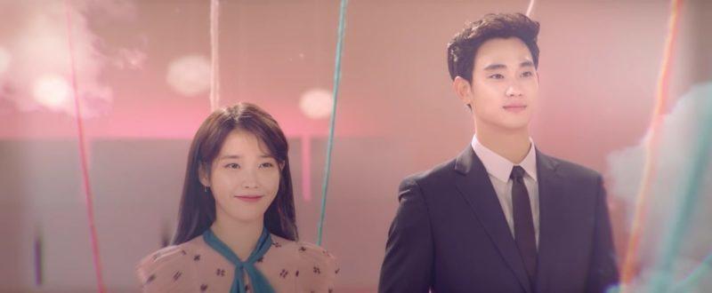 """IU y Kim Soo Hyun reflexionan sobre su relación amorosa en vídeo musical para """"Ending Scene"""""""